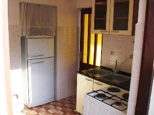 Rogoznica - kitchen of apartment B 2